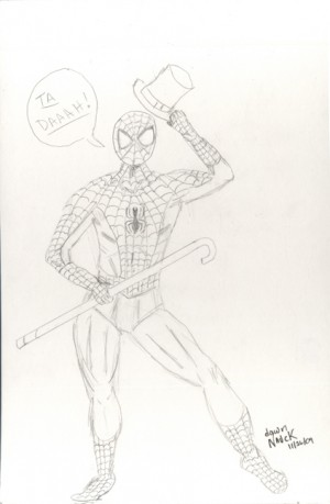 Dawn Nauck's Spider-Man