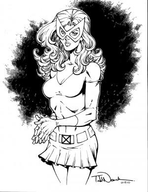 Marvel Girl
